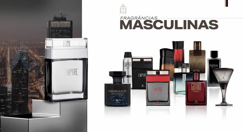 Perfumes Hinode: Lista de Perfumes Femininos e Masculinos
